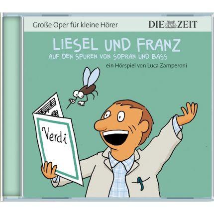 Liesel und Franz – auf den Spuren von Sopran und Bass Die ZEIT-Edition