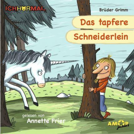 Das tapfere Schneiderlein - gelesen von Annette Frier - ICHHöRMAL