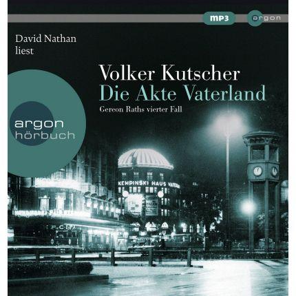 Die Akte Vaterland - Hörbestseller (Neu auf MP3)