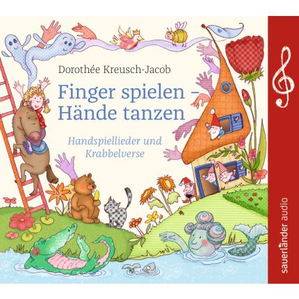 Finger spielen – Hände tanzen