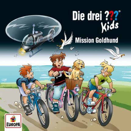 Die drei ??? Kids 065/Mission Goldhund