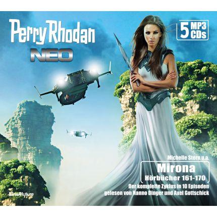 Perry Rhodan Neo Episoden 161-170 (5 MP3-CDs)