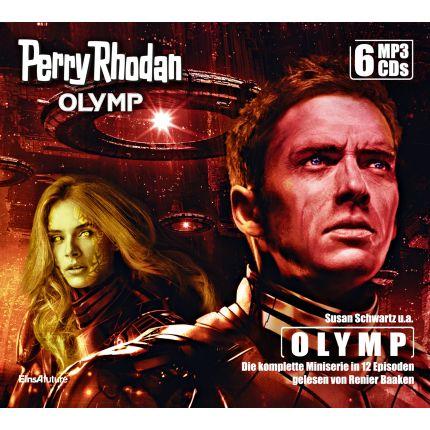 Perry Rhodan Olymp – Die komplette Miniserie (6 MP3-CDs)