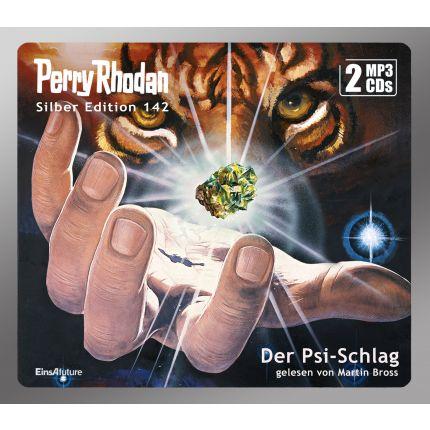 Perry Rhodan Silber Edition (MP3 CDs) 142: Der Psi-Schlag