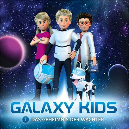 Das Geheimnis der Wächter - Galaxy Kids (1)