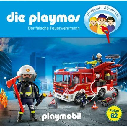 Die Playmos (62) Der falsche Feuerwehrman