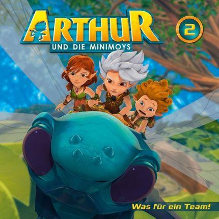 Arthur und die Minimoys 02: Was für ein Team!