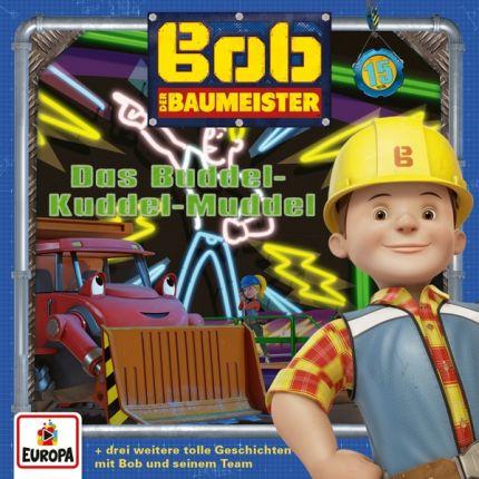 Bob der Baumeister 015/Das Buddel-Kuddel-Muddel