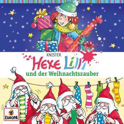 Hexe Lilli 022 / und der Weihnachtszauber