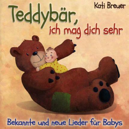 Teddybär, ich mag dich sehr