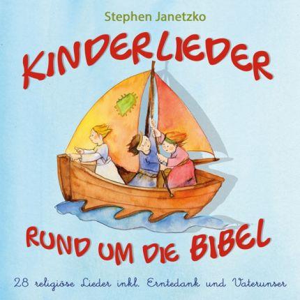 Kinderlieder rund um die Bibel