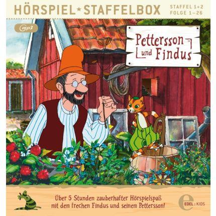 Pettersson und Findus - Das Original Hörspiel zur TV-Serie (Folgen 1 - 26, Staffeln 1 & 2)