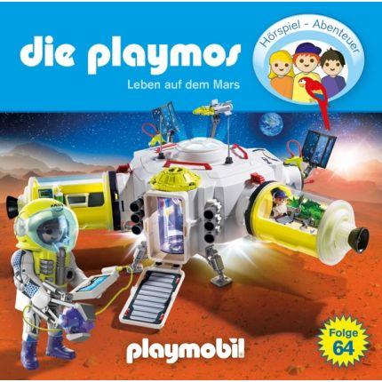 Die Playmos (64)Leben auf dem Mars