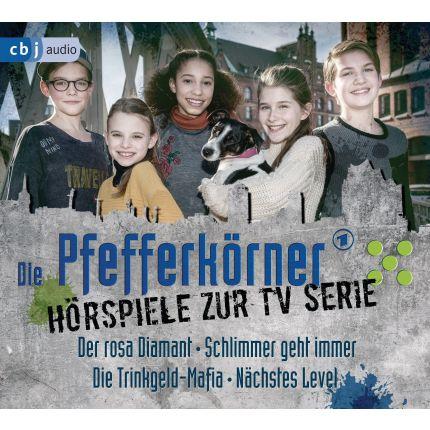 3 Hörspiele Zur TV Serie (Staffel 14)