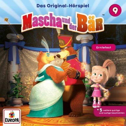 Mascha und der Bär 009/Erntefest