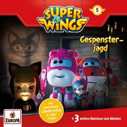 Super Wings 005/Gespensterjagd