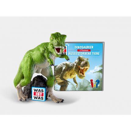 WAS IST WAS - Dinosaurier/Ausgestorbene Tiere (Tonie)